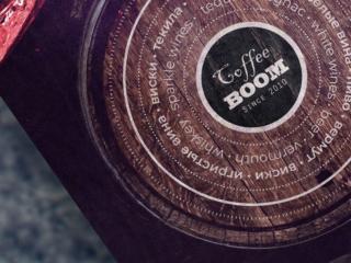 Алкогольное меню CoffeeBoom